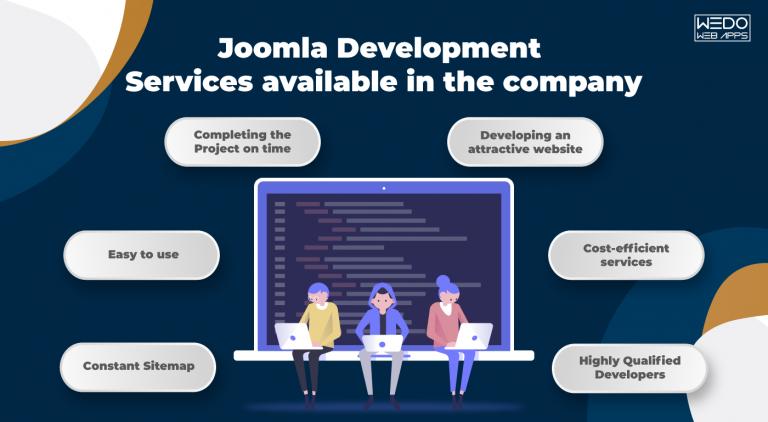 Getting Services of a Joomla Development Company