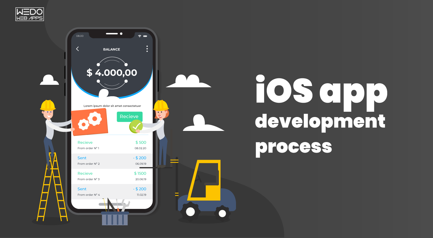 Helpful guidelines to simplify iOS app development process