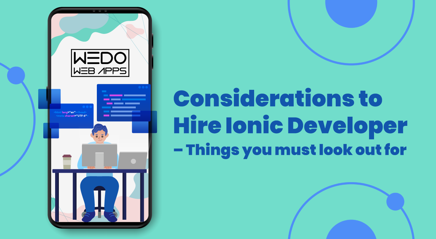 Hire Ionic Developer