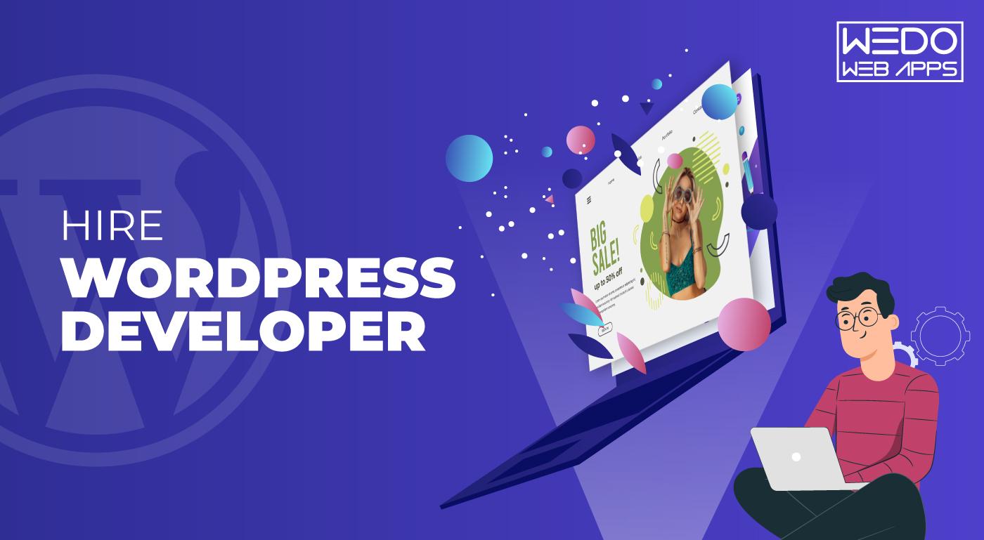 Hire WordPress Website Developer