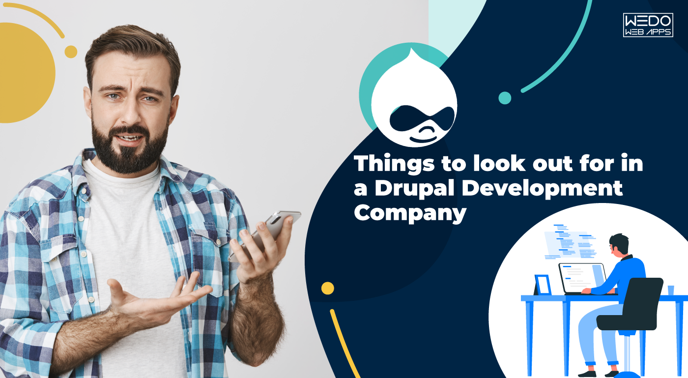How to get services of Drupal Development?