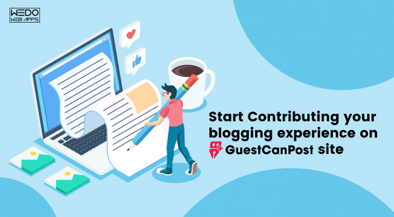 Introducing one of its kind blogging platform guestcanpost