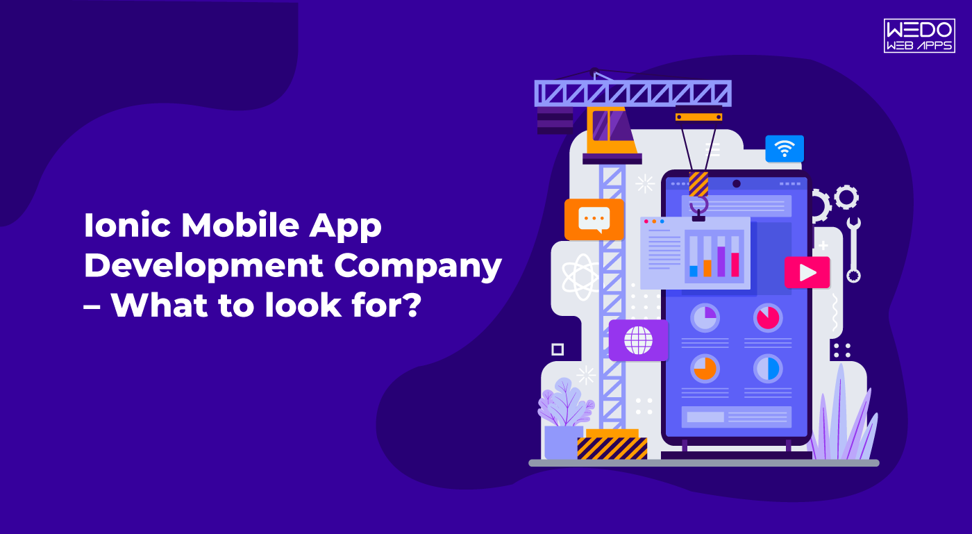 Ionic Mobile App Development Company
