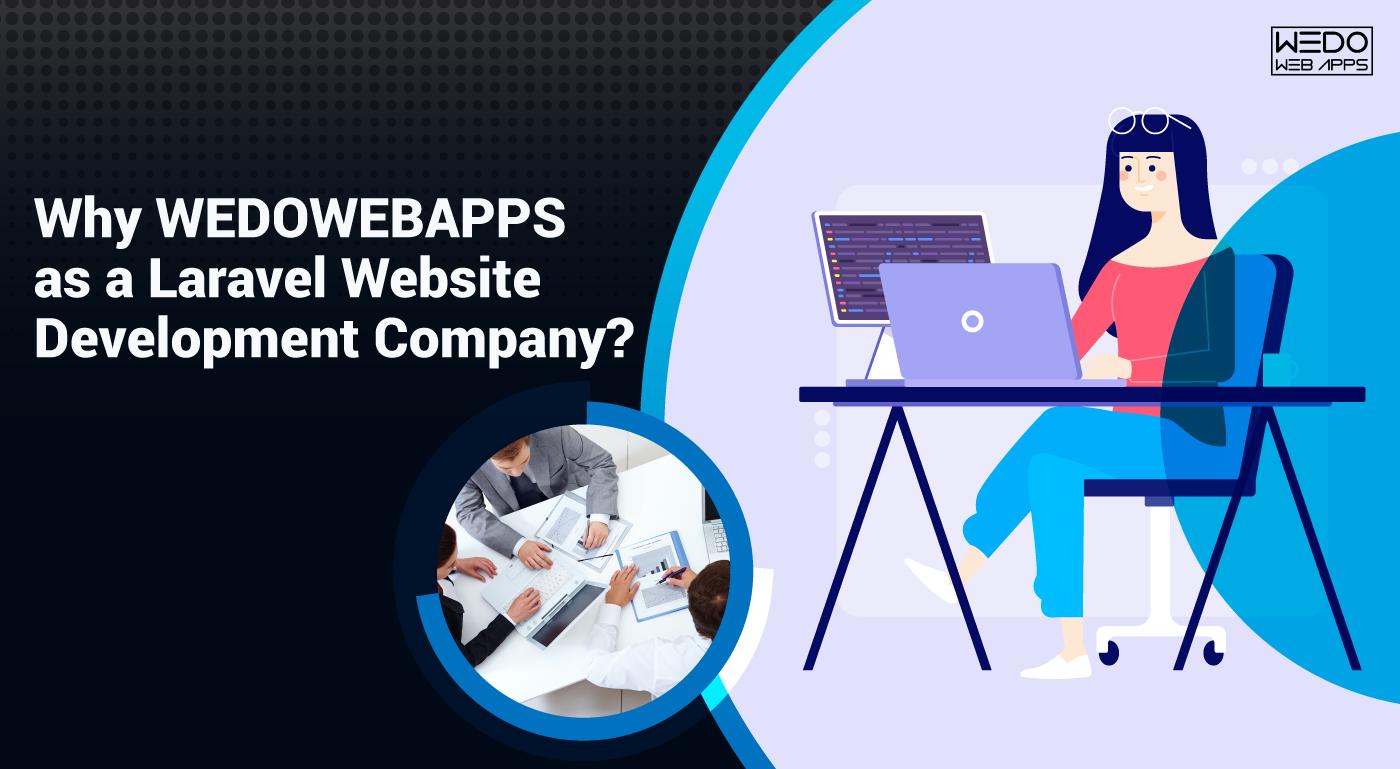 Laravel Website Development Company