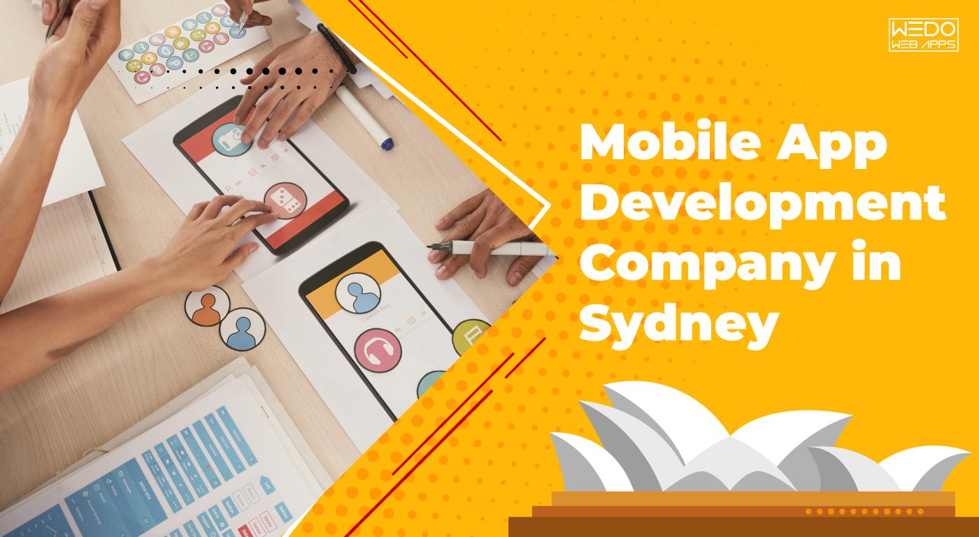 Mobile App Development Company in Sydney
