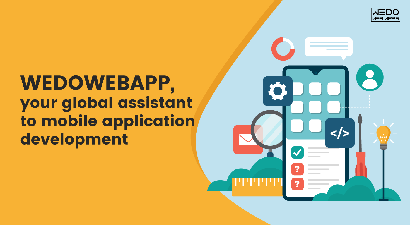 Mobile applications at WEDOWEBAPPS