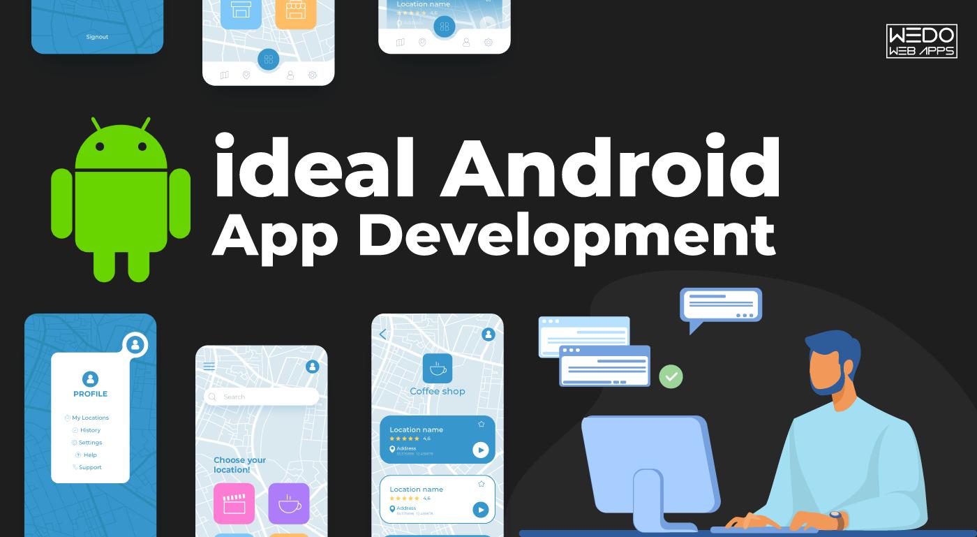 Necessities Android App Development