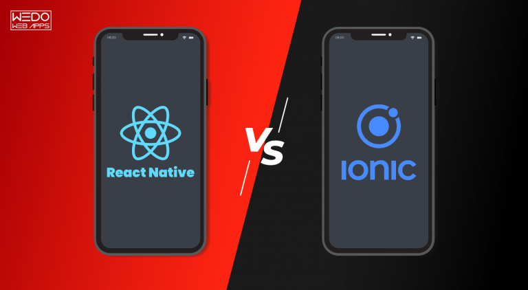 React Native Vs Ionic- Which is a better framework for your app development?