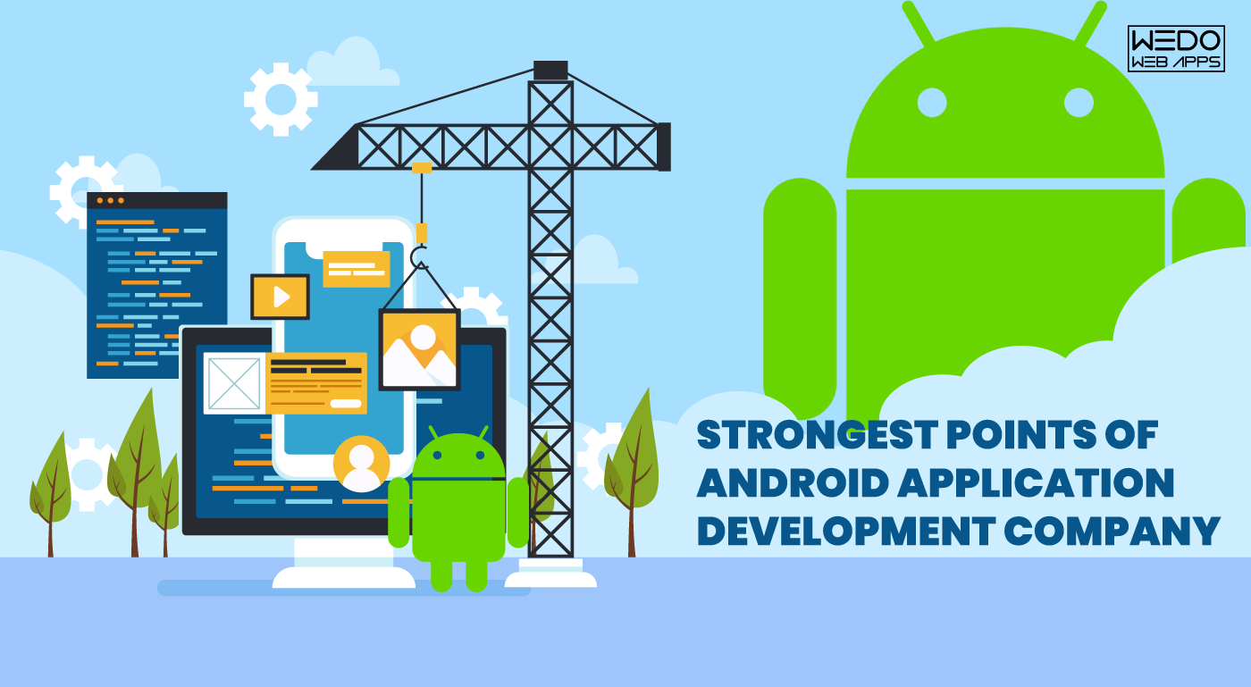 Selecting a company for Android Application Development