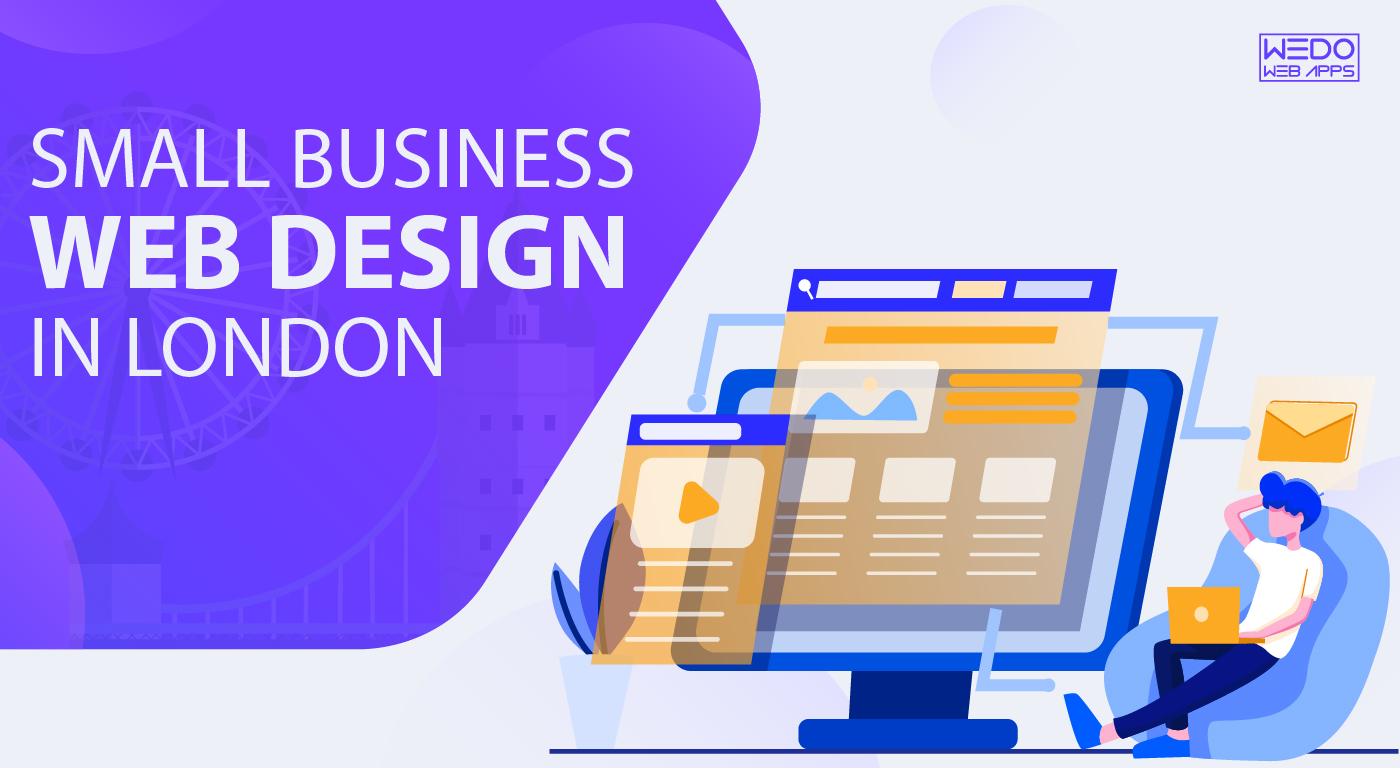 Small Business Web Design in London