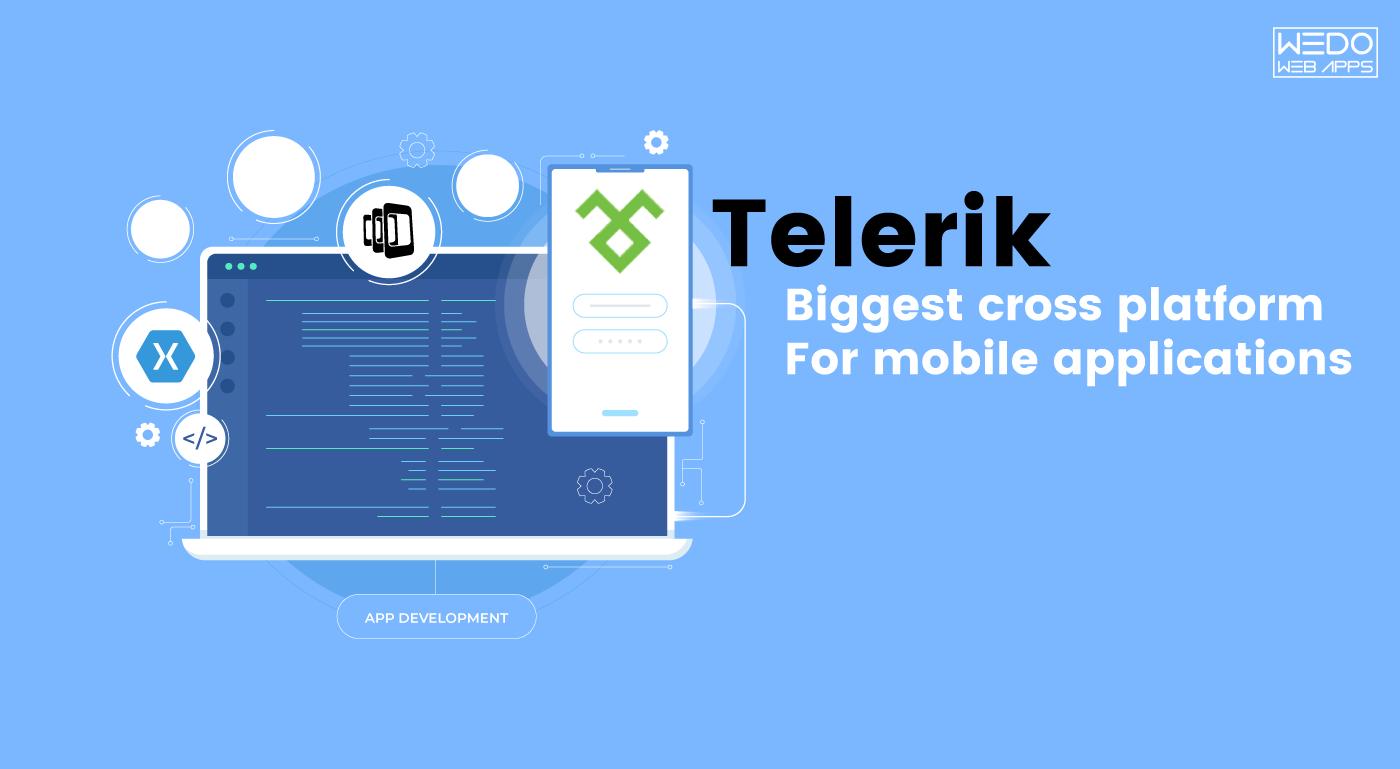 Telerik Advantages in Mobile Applications