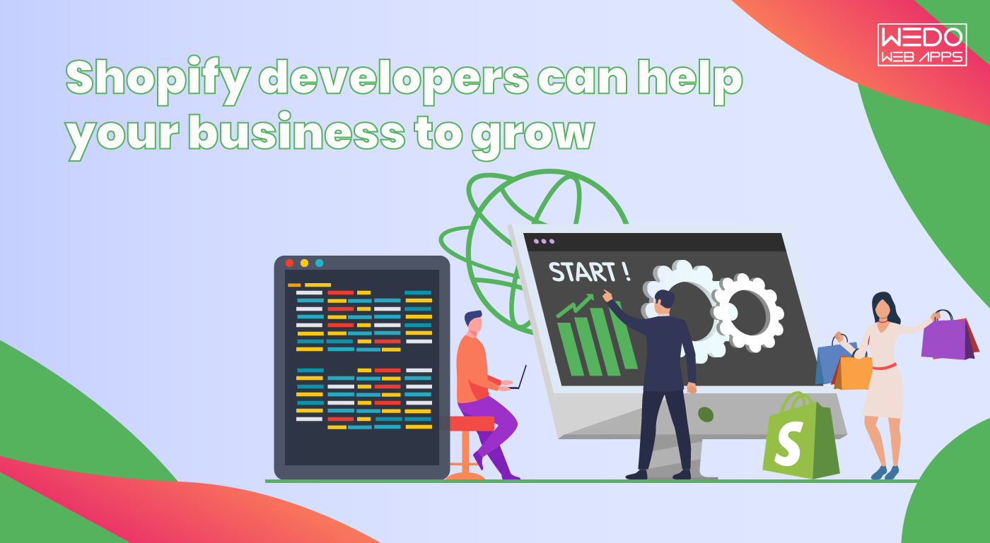 The growth of Business with Shopify developers