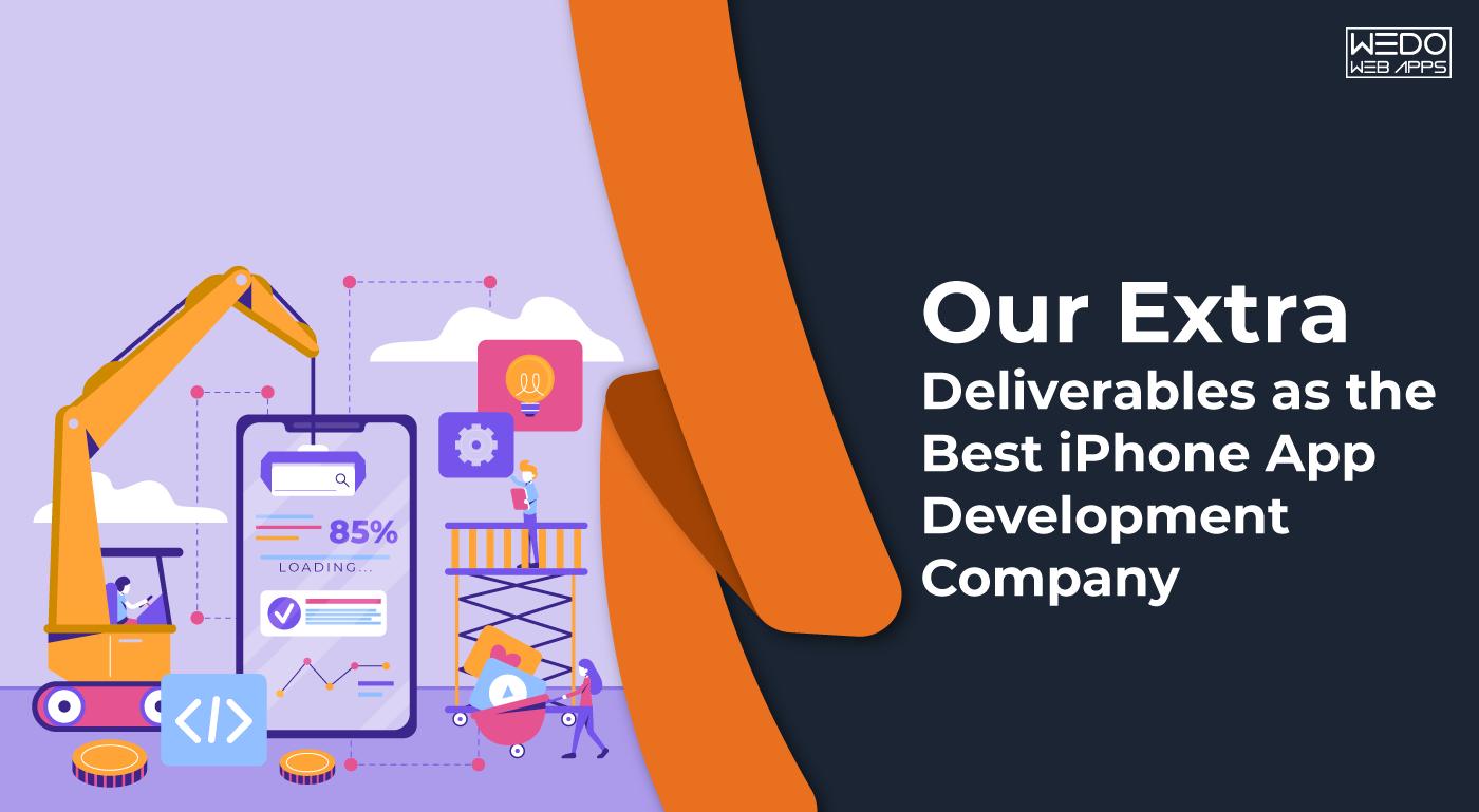 WeDoWebApps LLC - The Best iPhone App Development Company