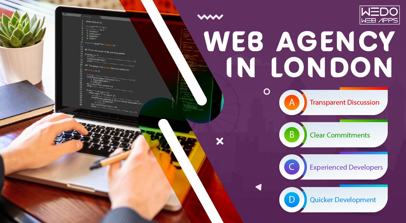 Web Agency in London