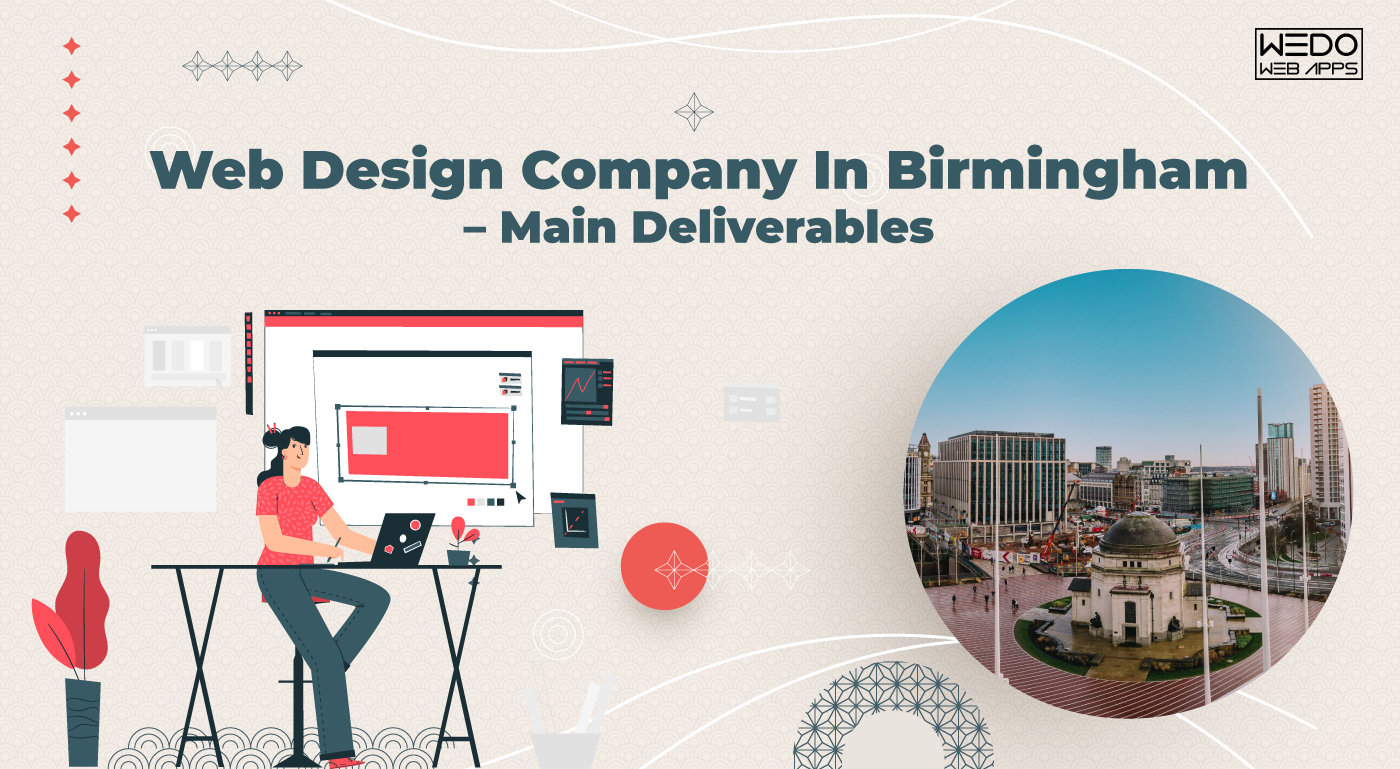 Web Design Company in Birmingham