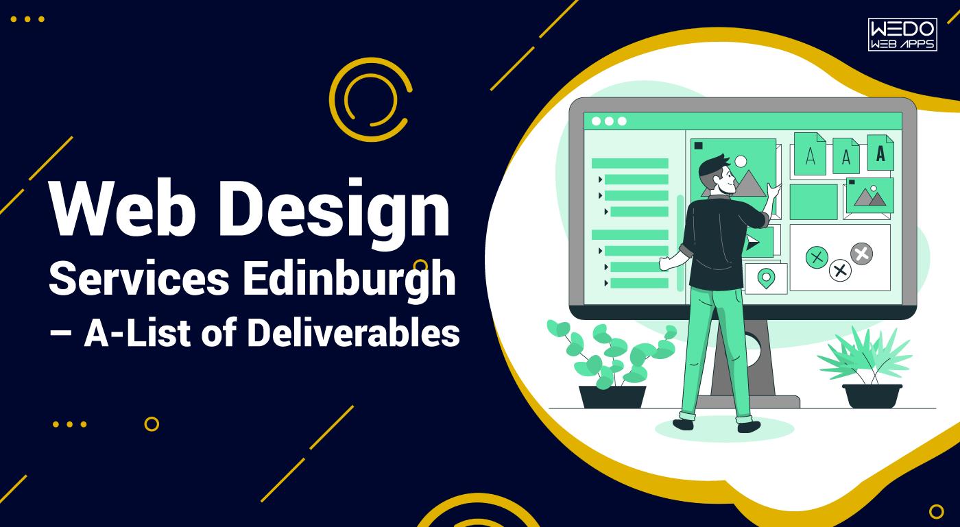 Web Design Services in Edinburgh