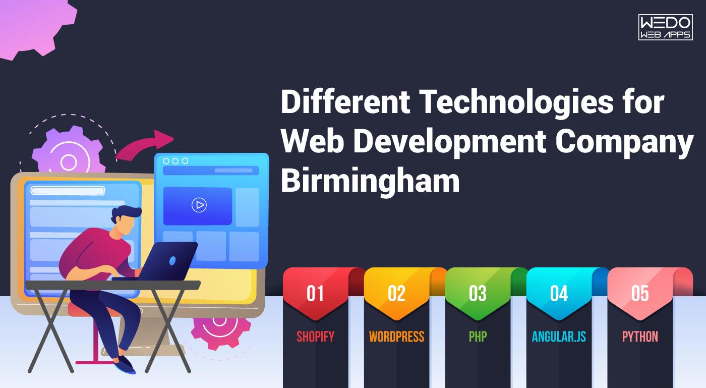 Web Development Company in Birmingham