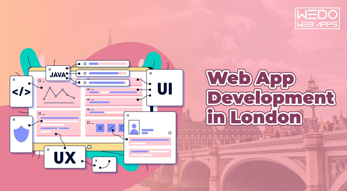 Web App Development in London