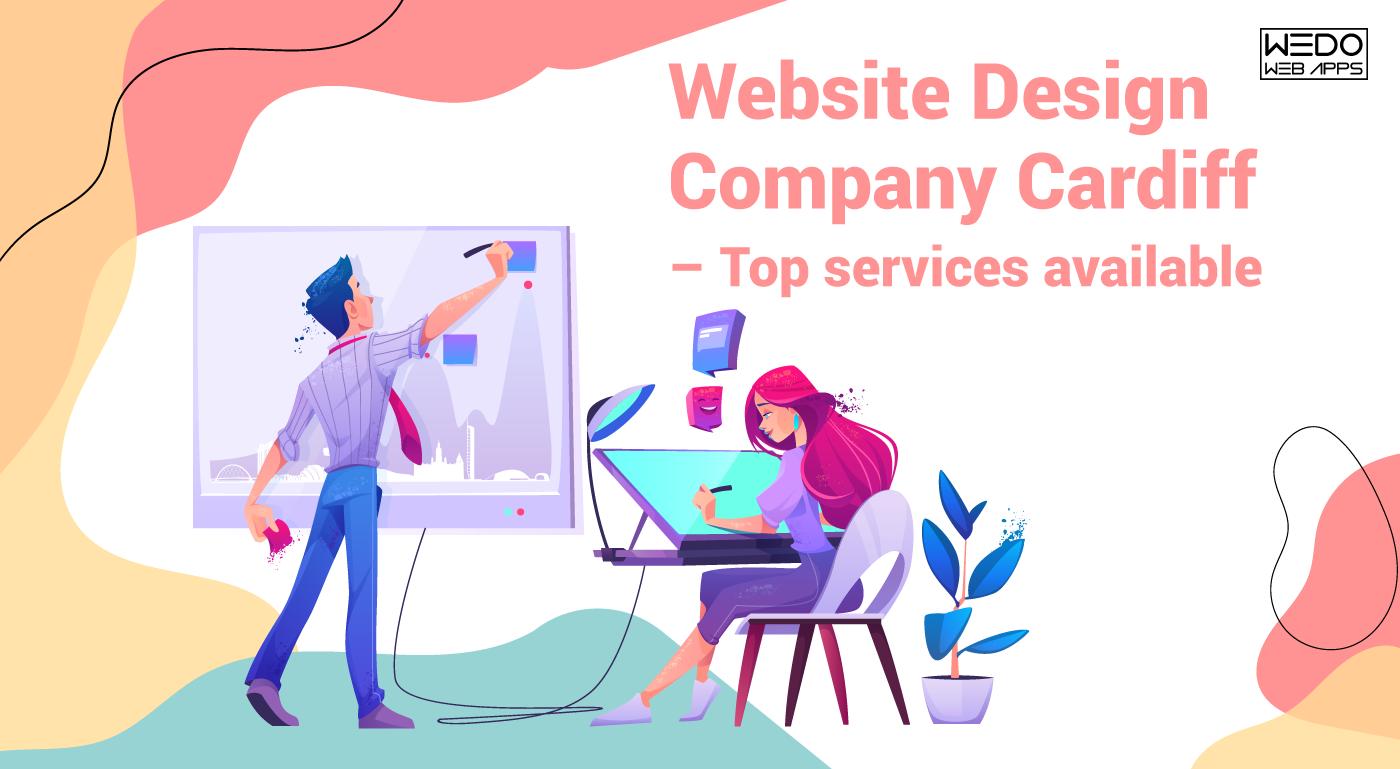 Website Design Company in Cardiff