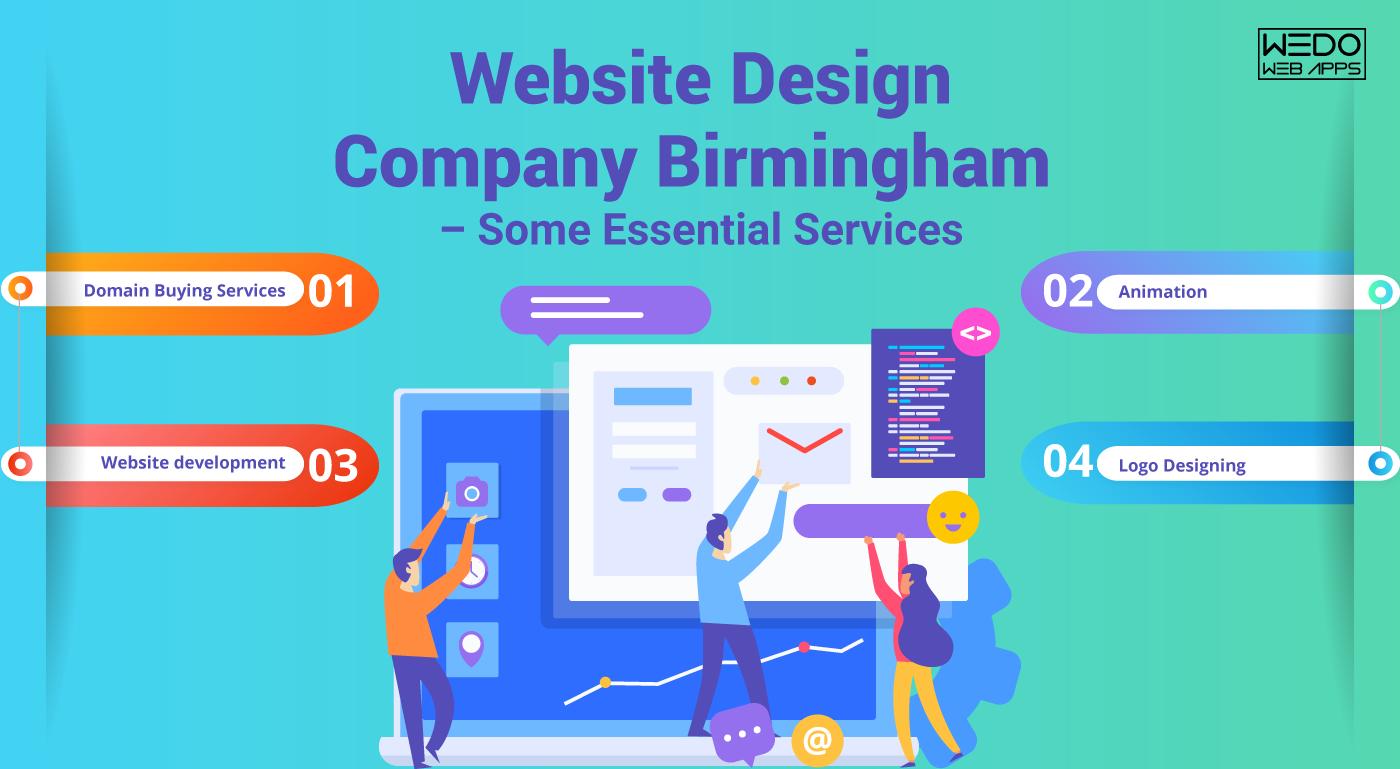 Website Design Company in Birmingham