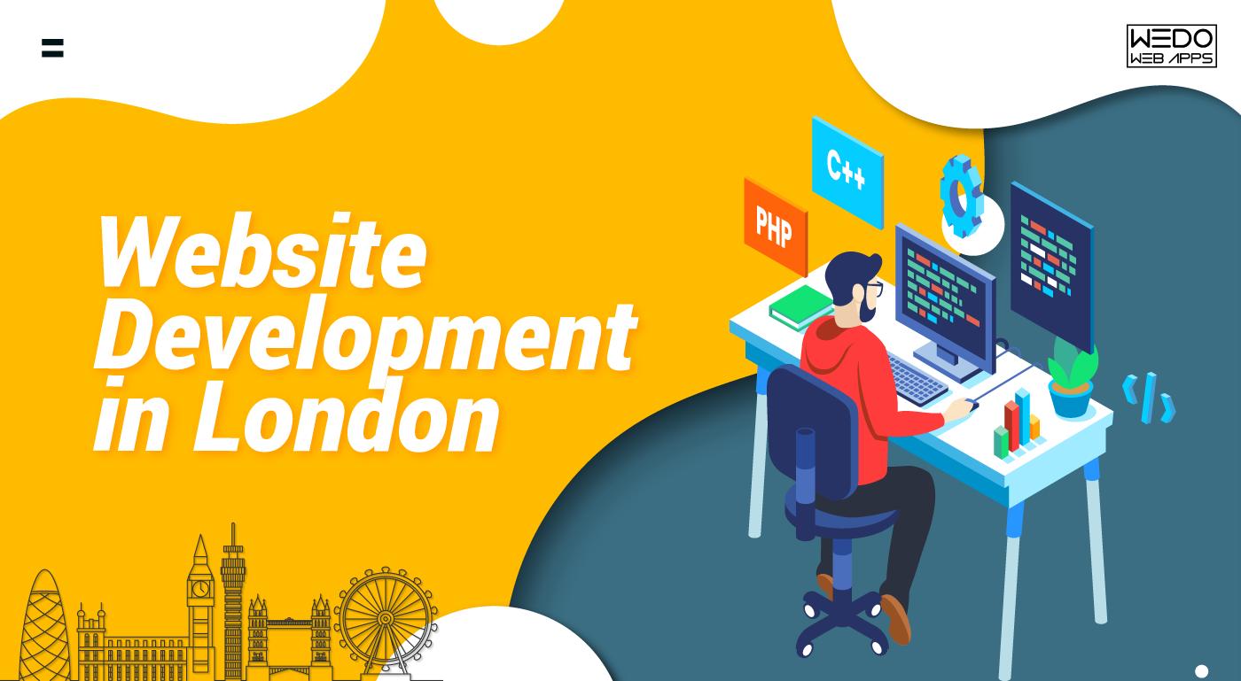 Website Development in London