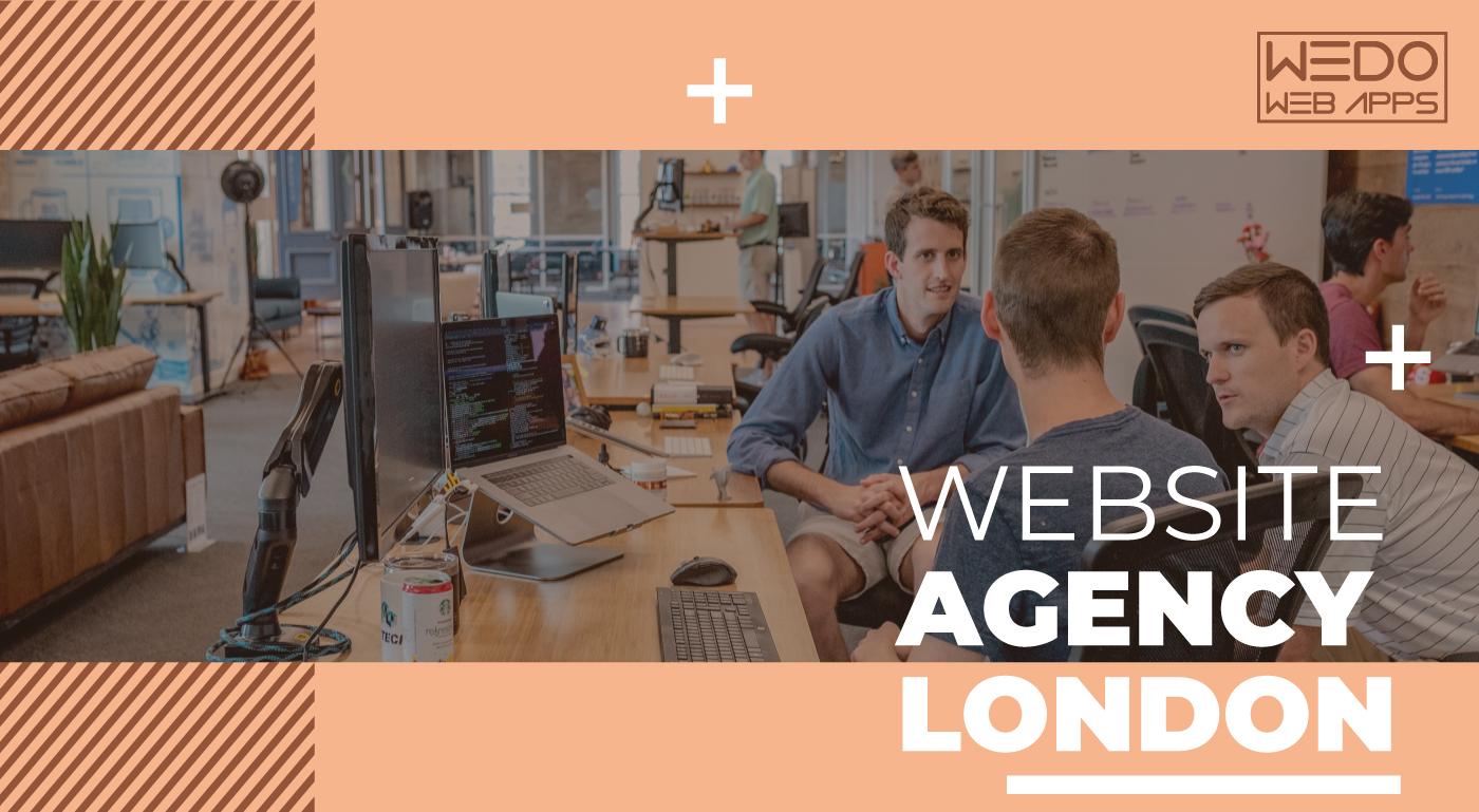 Website Agency in London