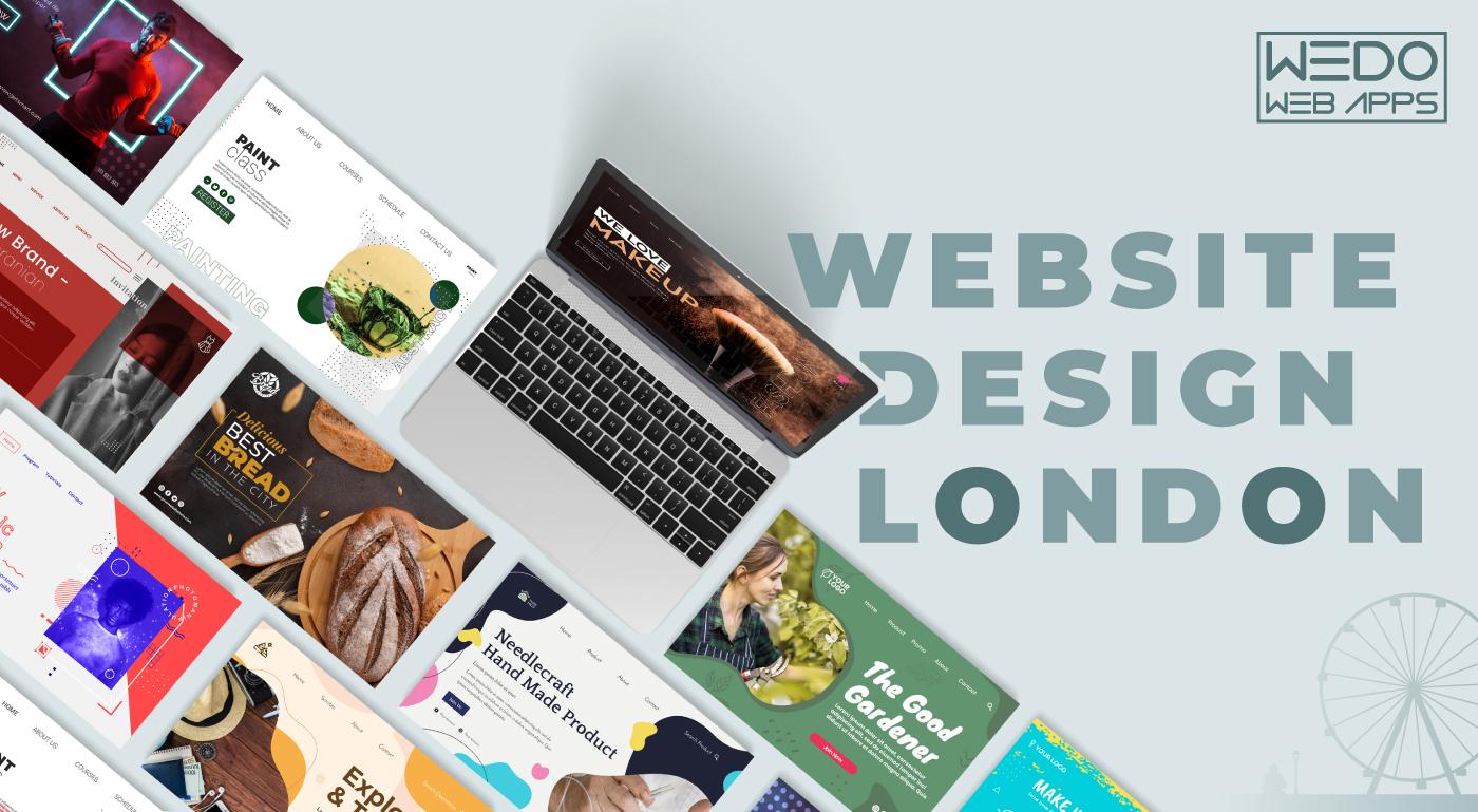 Website Design in London