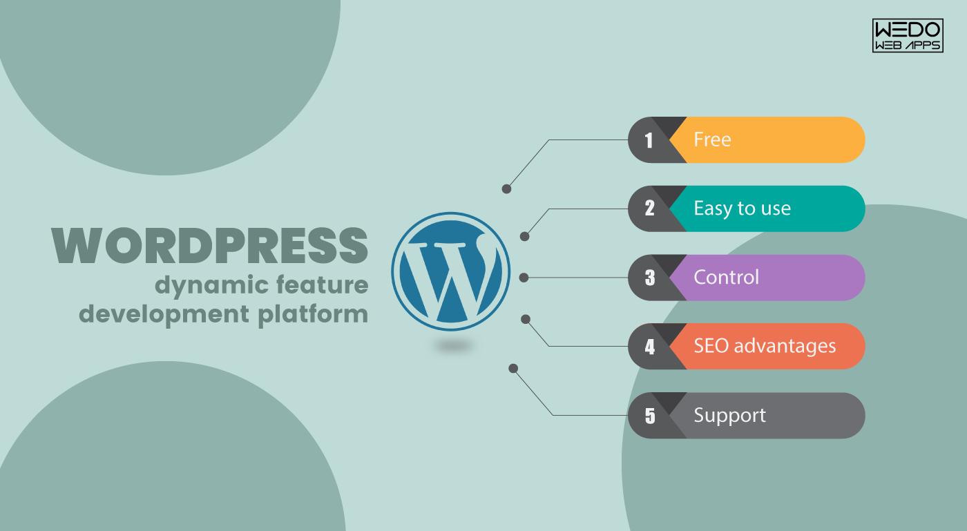 WordPress Development Service at Wedowebapps LLC
