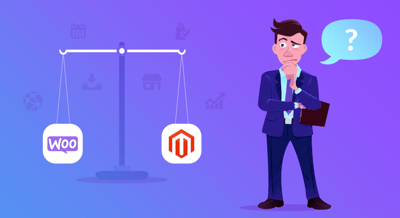 Woocommerce VS Magento- Choose the right platform for your e-store!