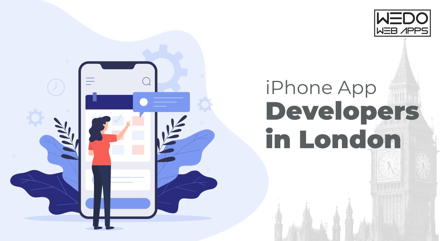 iPhone App Developers in London