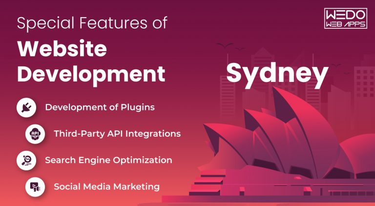 Website Development in Sydney