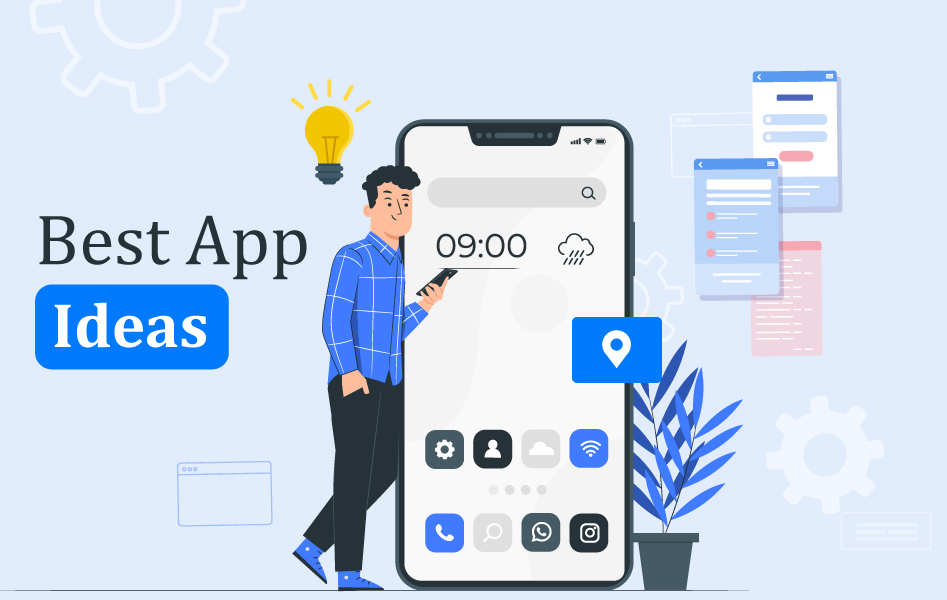 Ideas for mobile application development