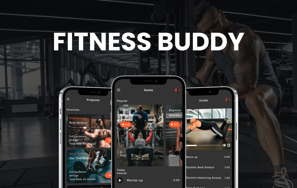 Fitness Buddy apps