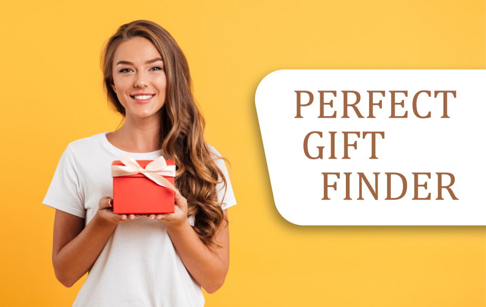 Perfect gift finder app