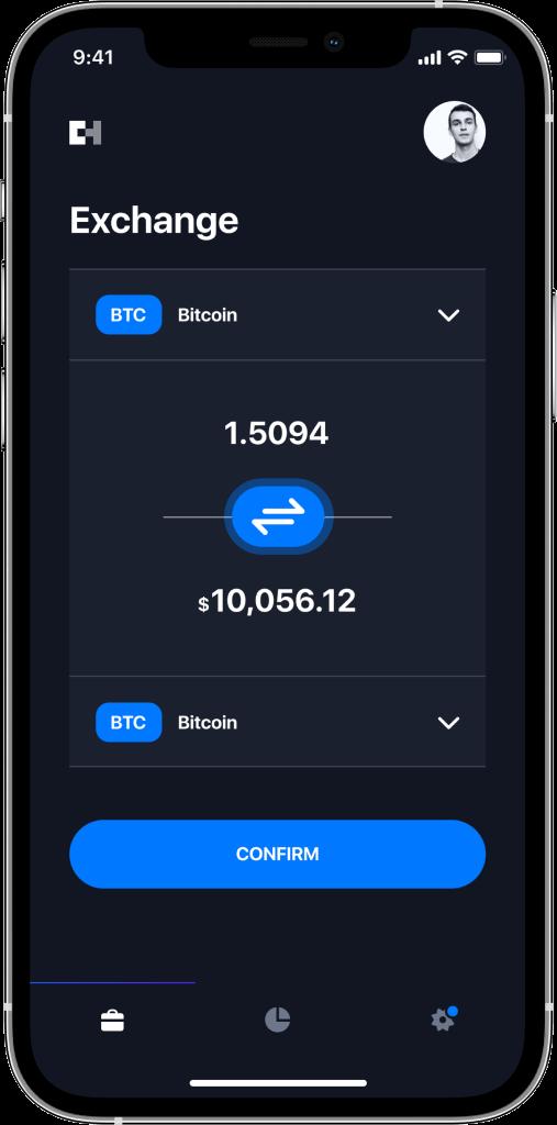 Cryptocurrency Exchange App Development
