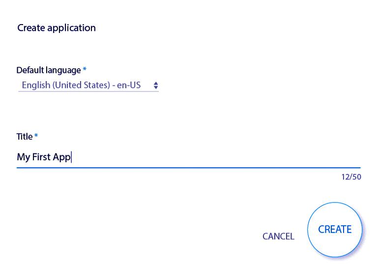Develop Application 2