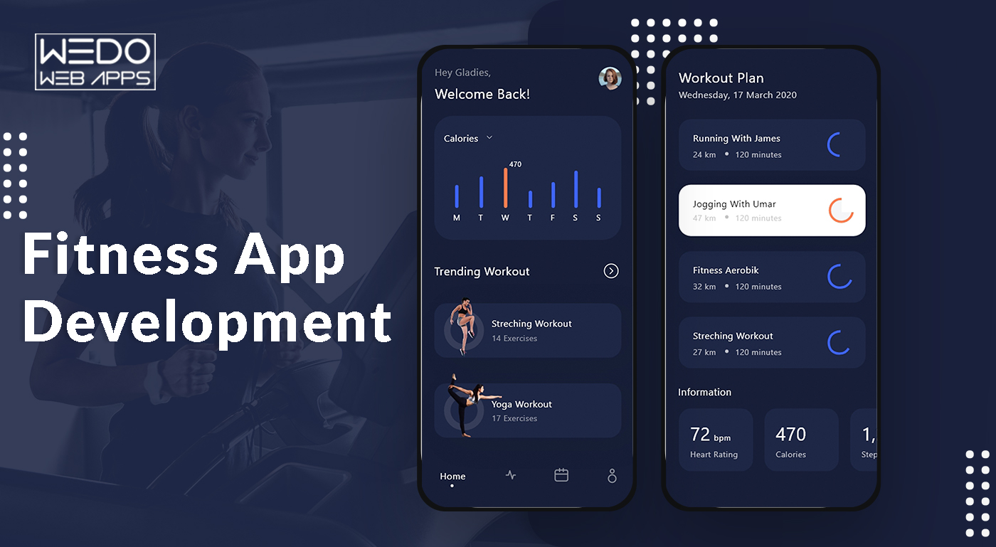 Fitness App Development: How Mobile Applications Are Bringing Digital Revolution In Fitness Industry