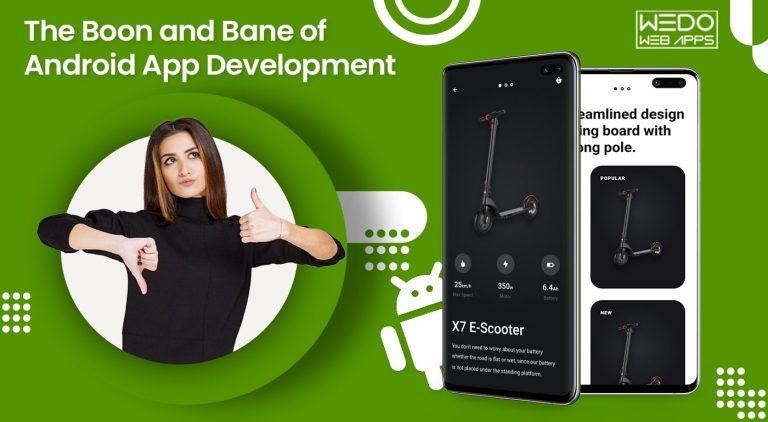 The Boon and Bane of Android App Development