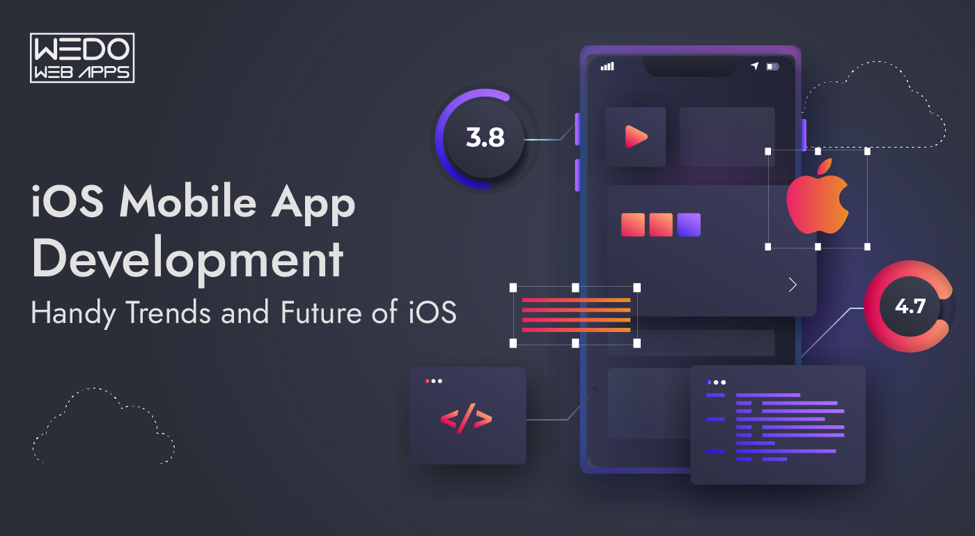 iOS Mobile App Development – Handy Trends and Future of iOS