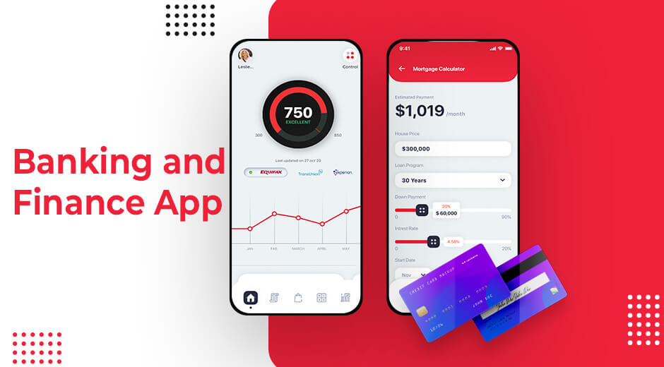 Banking and Finance App Ideas