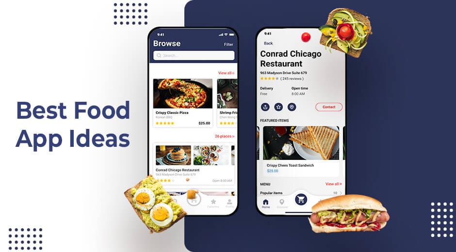 Best Food App Ideas