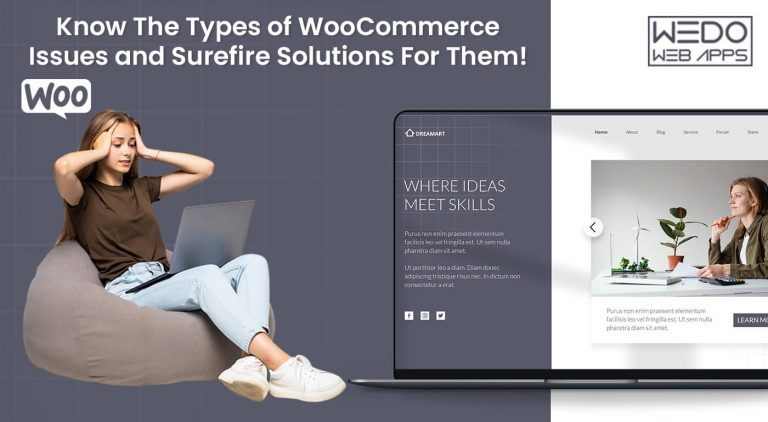 Know The Types of WooCommerce Issues and Surefire Solutions For Them!