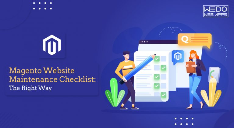 Magento Website Maintenance Checklist