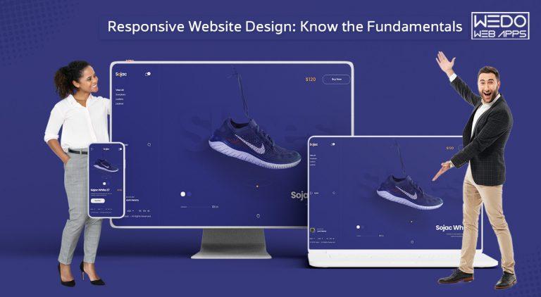 Responsive Website Design: Know the Fundamentals